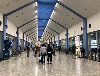 コロンボ空港