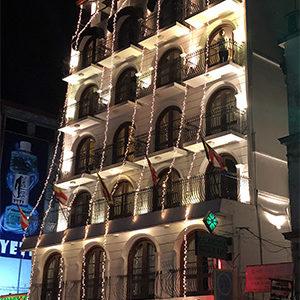 キャンディのホテルカサマラ