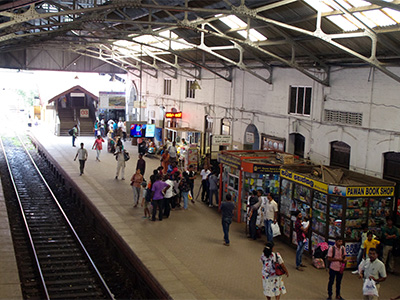 コロンボ駅