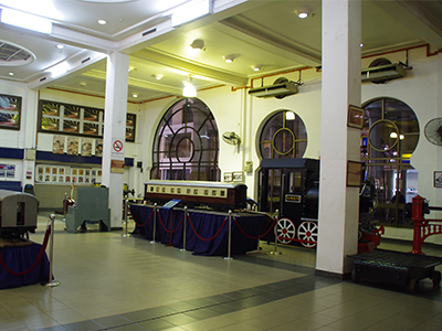 クアラルンプール鉄道駅