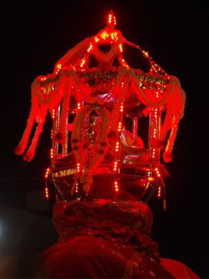 キャンディペラヘラ祭り